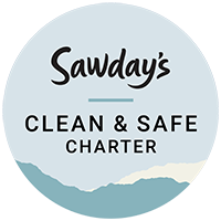 Sawdays Clean & Safe Charter - The Montagu Arms