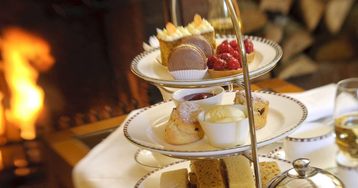 Let's Toast To The British Tradition Of Afternoon Tea! | Montagu Arms12