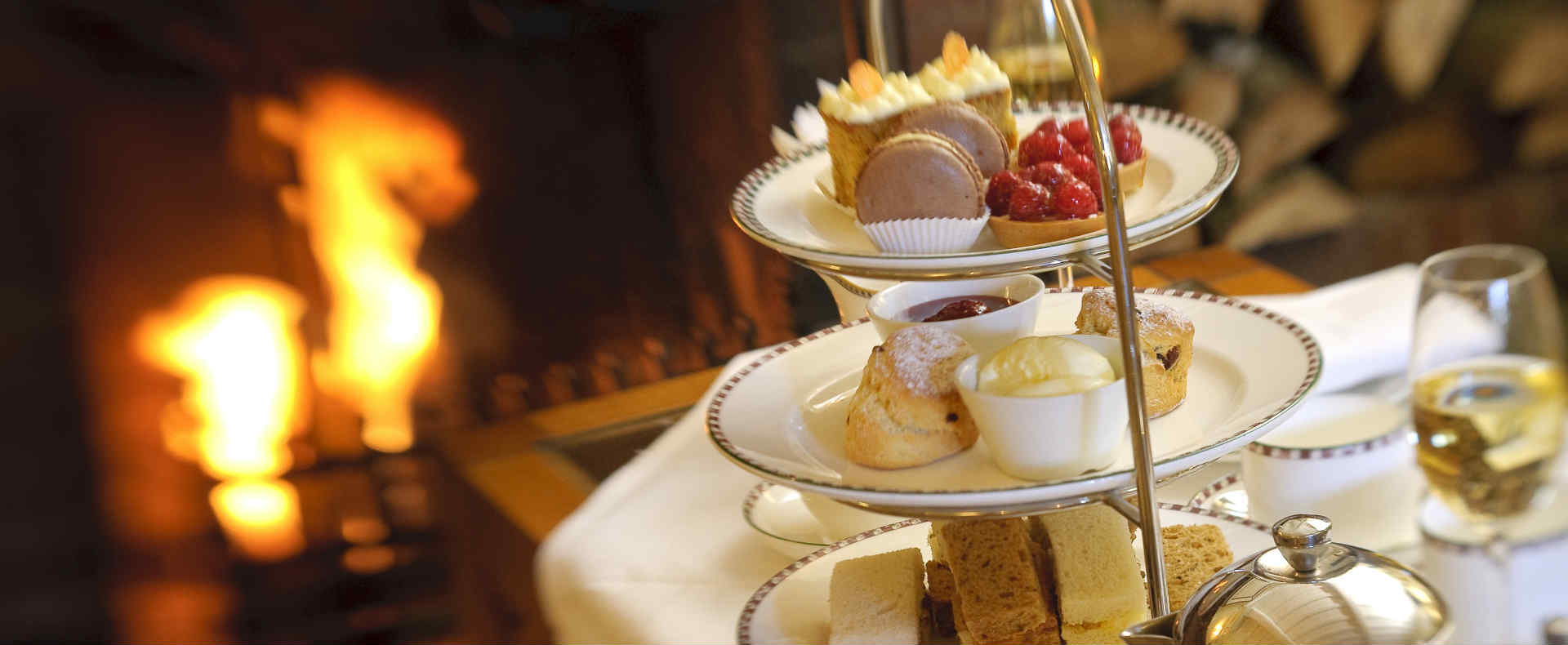 Let's Toast To The British Tradition Of Afternoon Tea! | Montagu Arms1