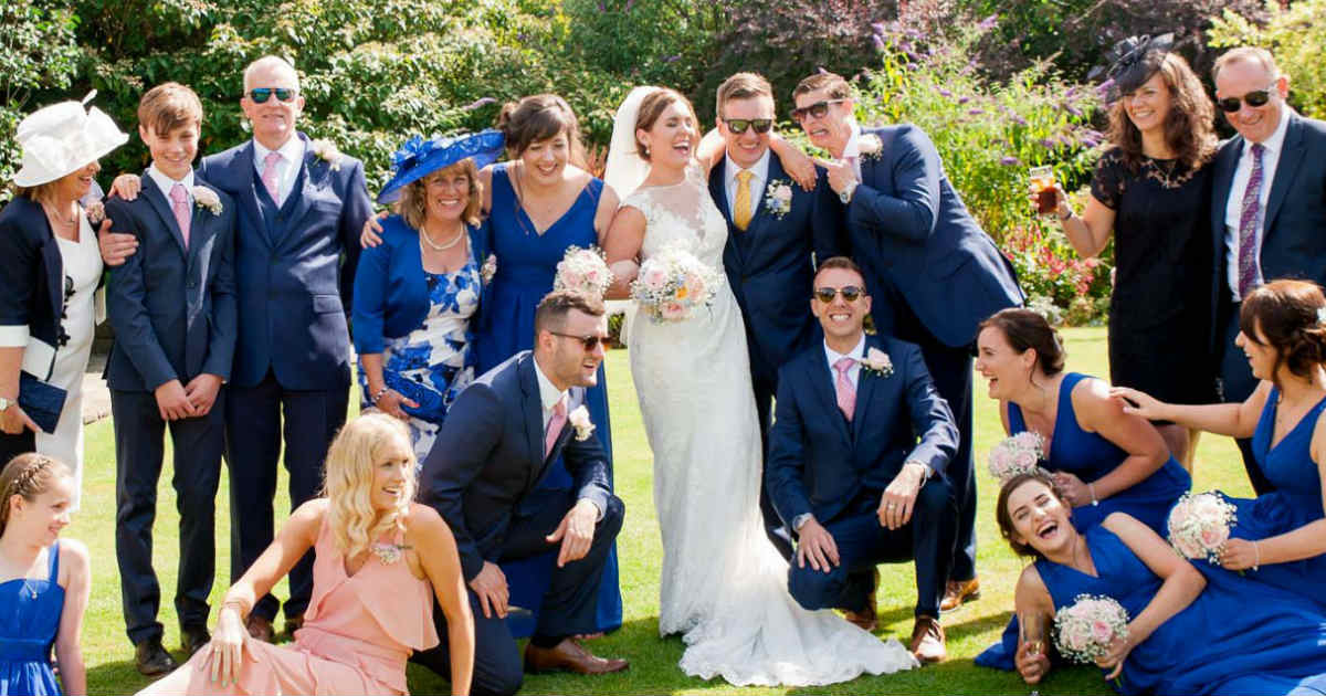 Real Weddings | Serina and Ian | Montagu Arms