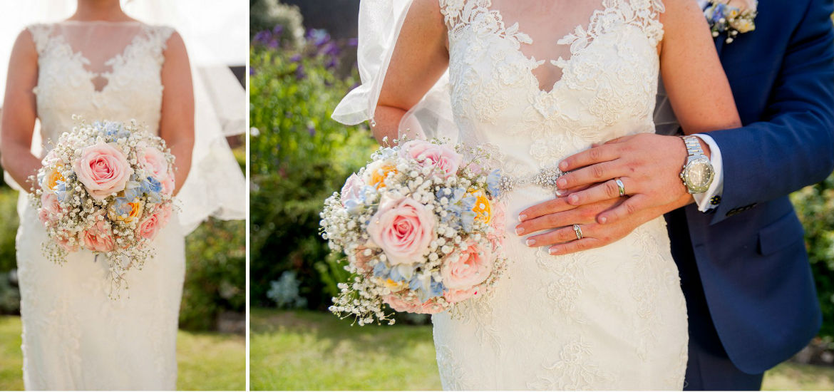 Real Weddings | Serina and Ian | Montagu Arms | Beaulieu