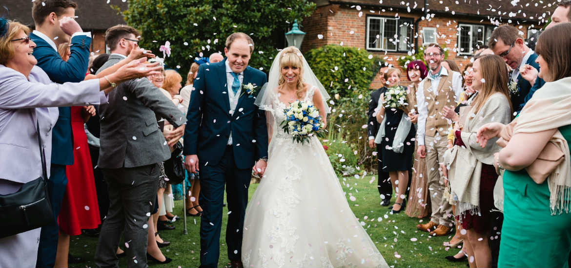 Real Weddings | Leila And James | Montagu Arms | New Forest