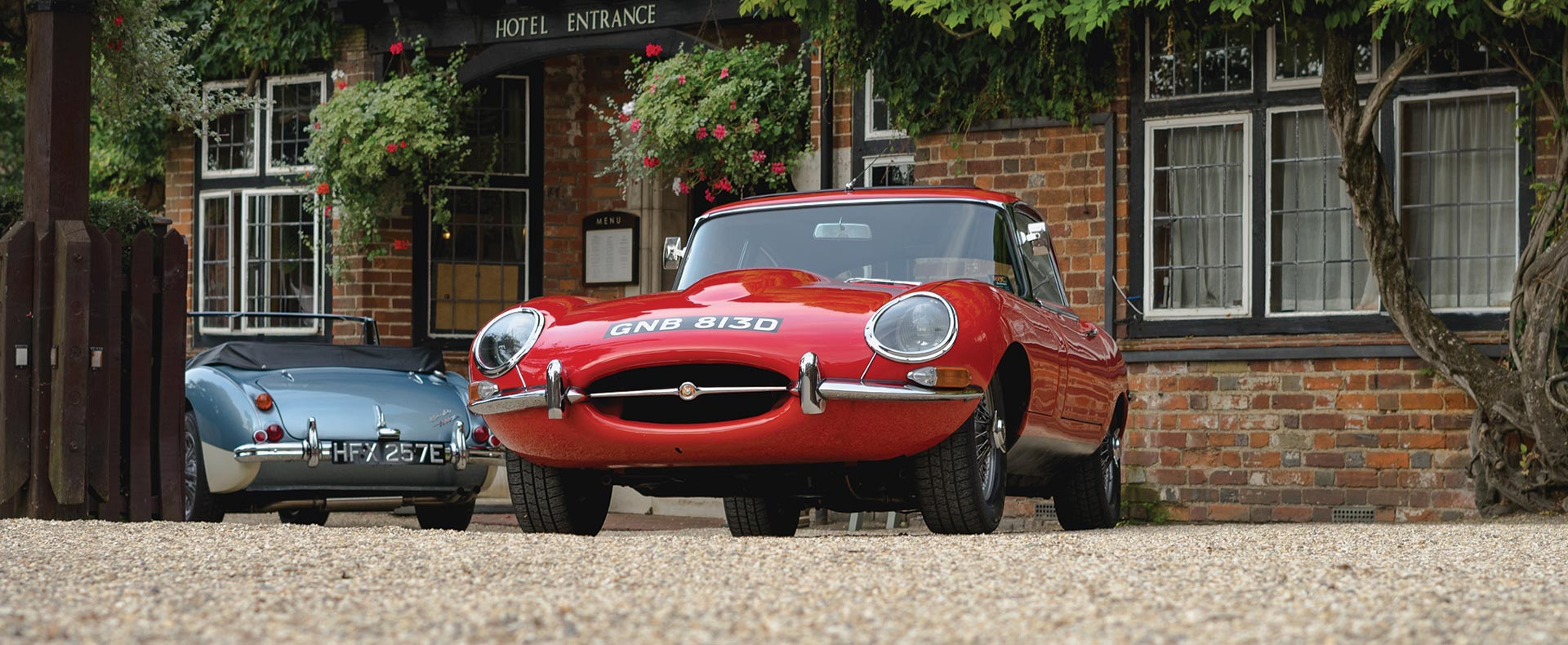 A British Icon | Jaguar E Type 2