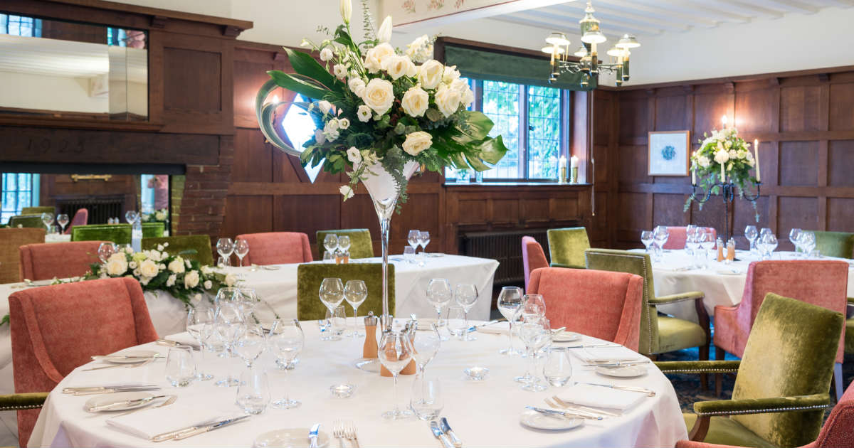 How to...plan the perfect, small wedding | Montagu Arms