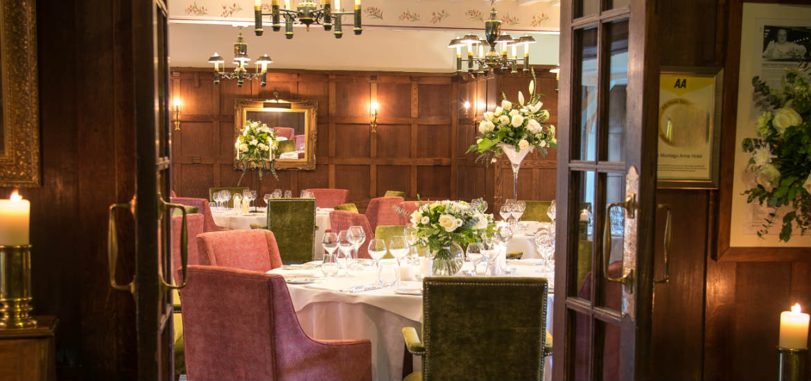 Let Your Wedding Venue Be You Inspiration | Montagu Arms | Hampshire
