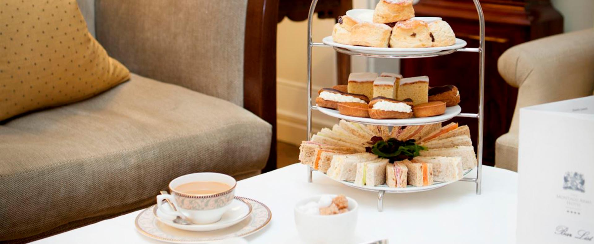 Afternoon Tea Hampshire | The Montagu Arms