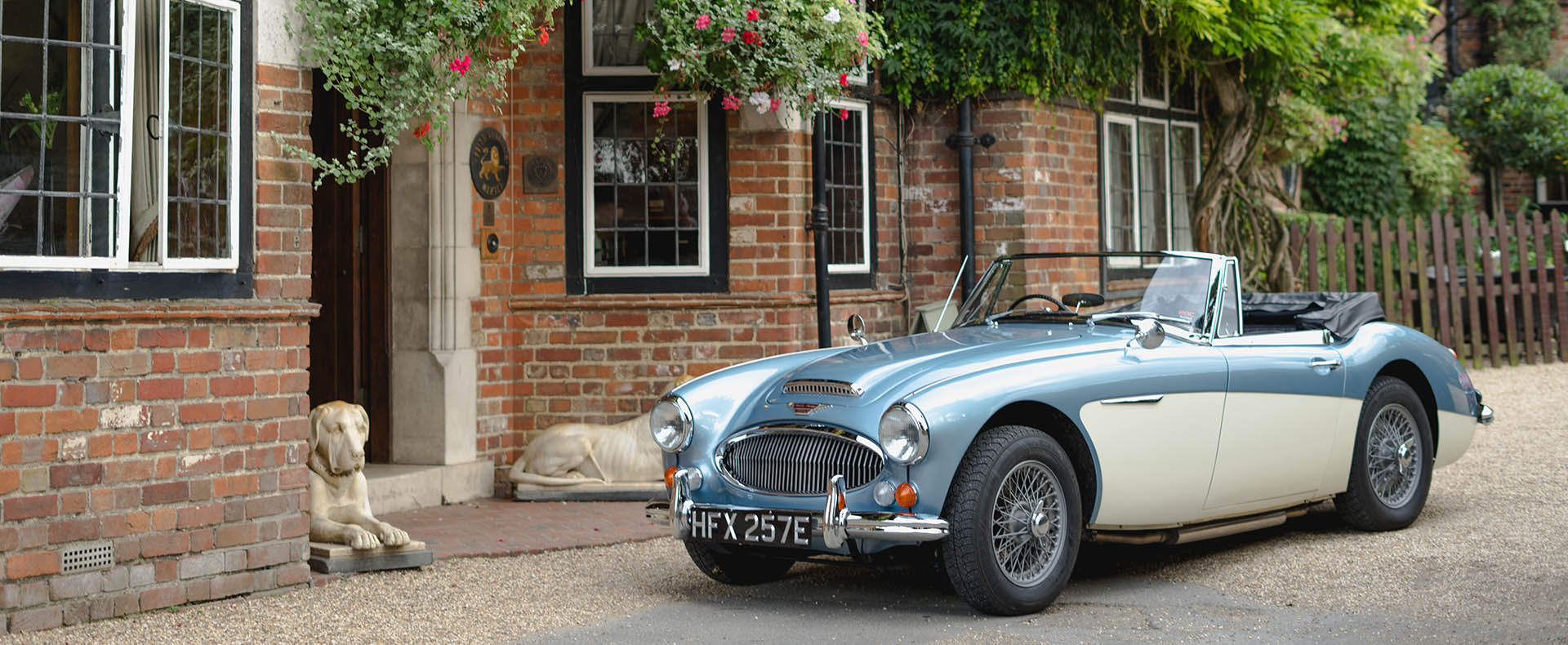 Classic Car Breaks | The Montagu Arms Hotel