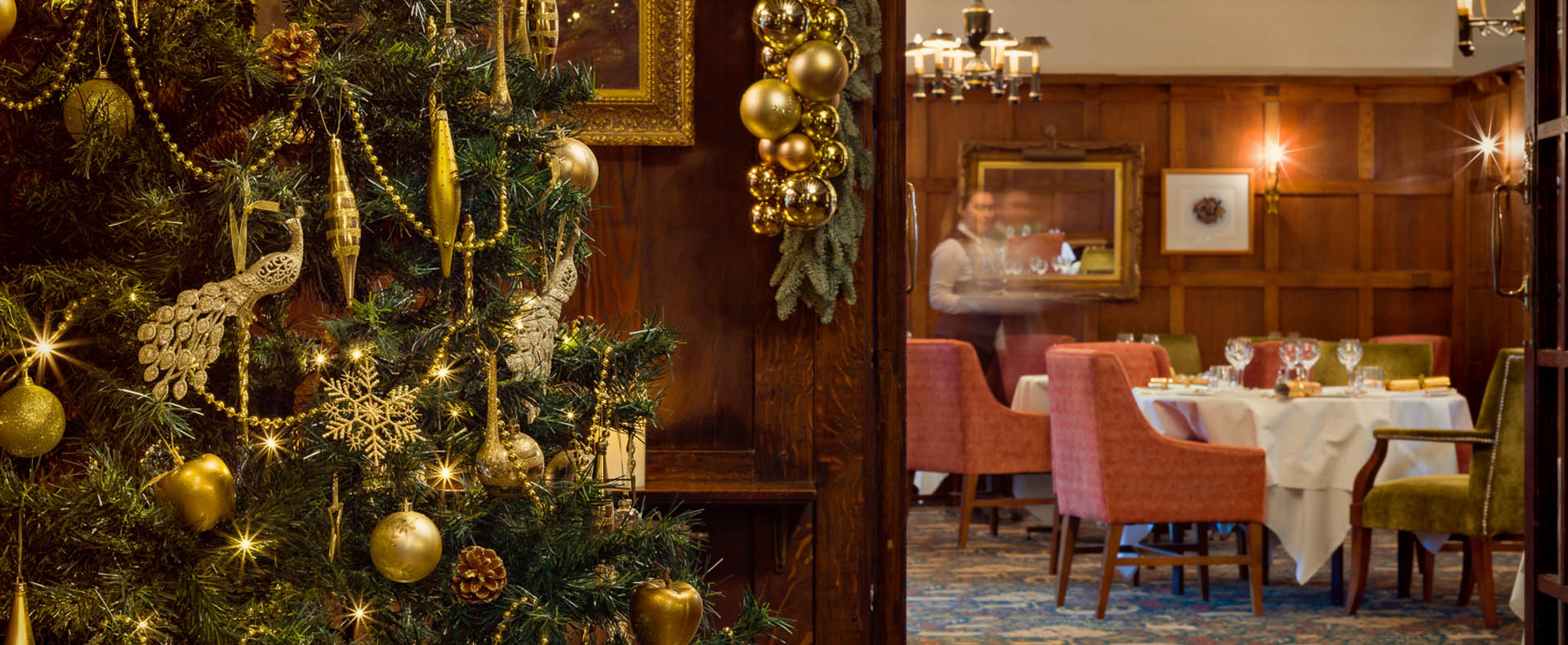 Christmas Parties | Montagu Arms Hotel