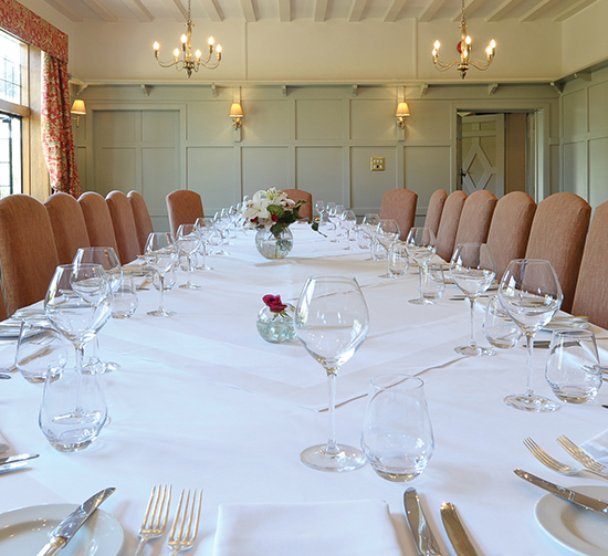 Conferences | The Montagu Arms Hotel