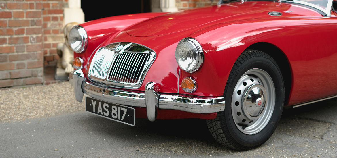 NEW Classic Car Break at The Montagu Arms | New Forest