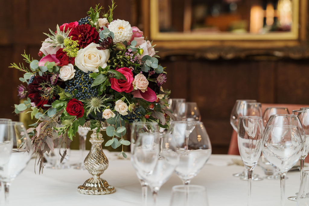 Hampshire wedding florist Jo Hicks