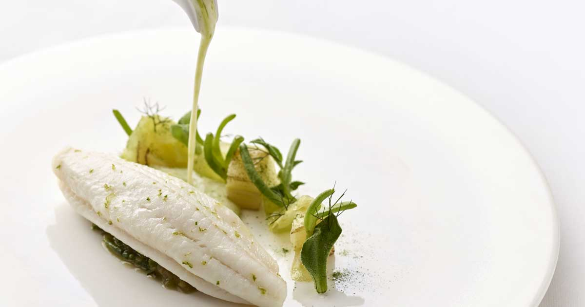 Lemon Sole for Lymington Seafood Festival