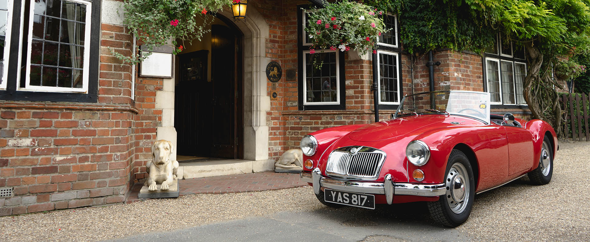 Luxury Short Breaks | Montagu Arms Hotel | New Forest