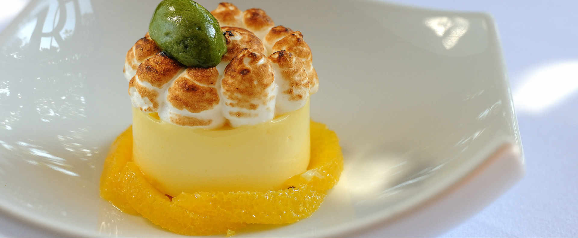 'Eat The Seasons' Recipe Lemon Meringue Pie | Montagu Arms Hotel1