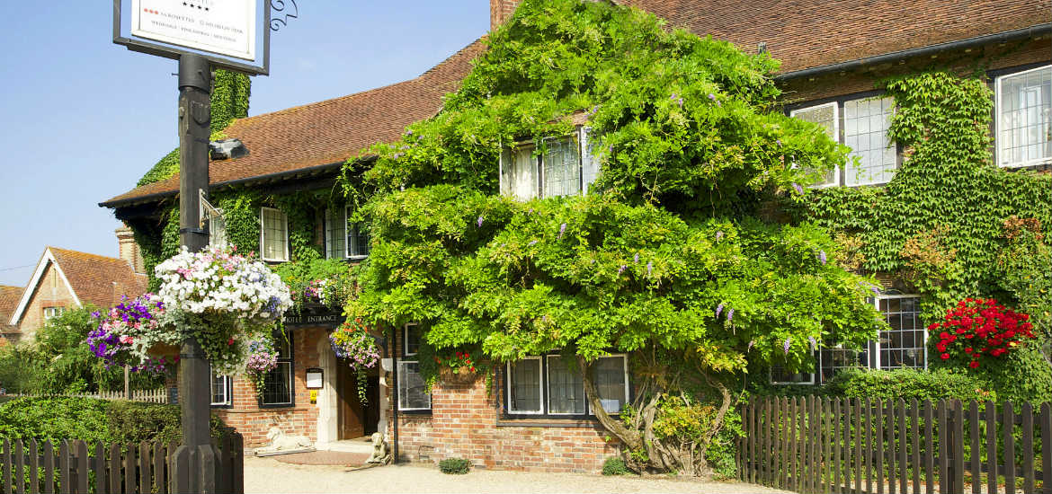 Step Back In Time With Your New Forest Break | Montagu Arms | New Forest