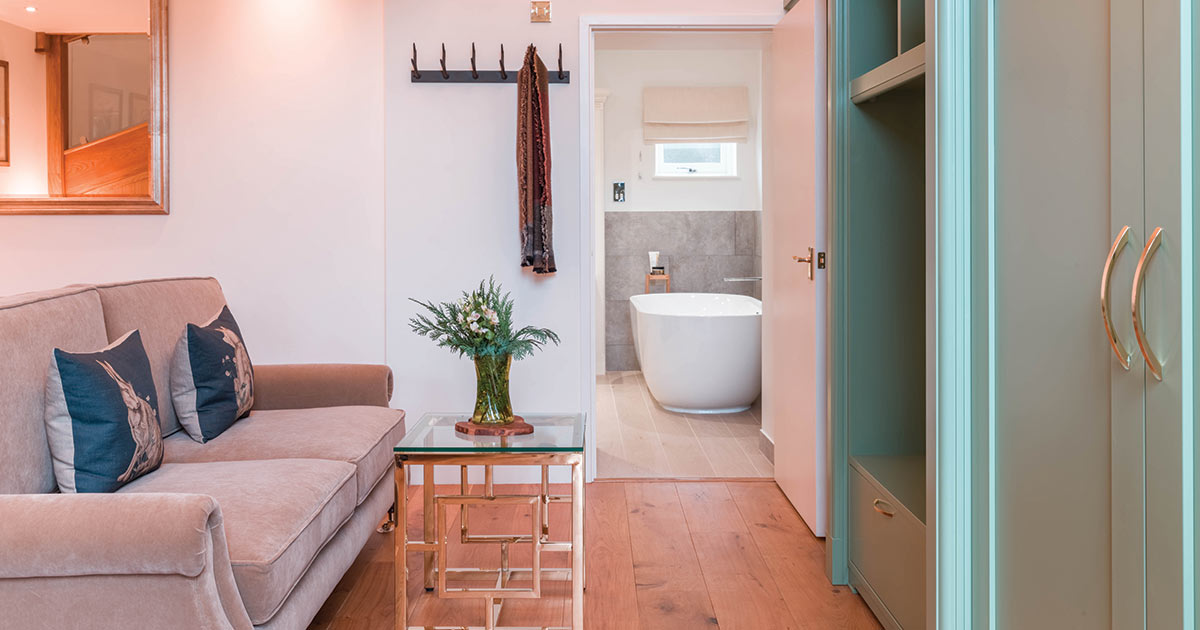 NEW Hay Loft Suites at The Montagu Arms | New Forest
