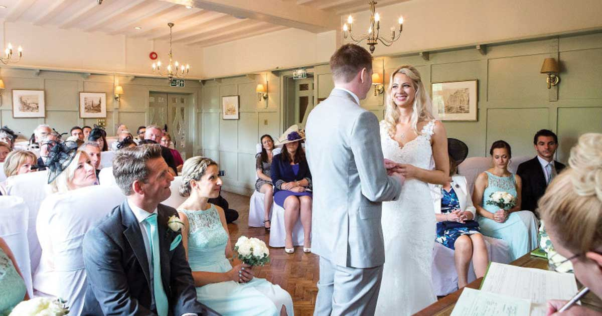 Real Wedding at The Montagu Arms | Andrew & Pamela 9