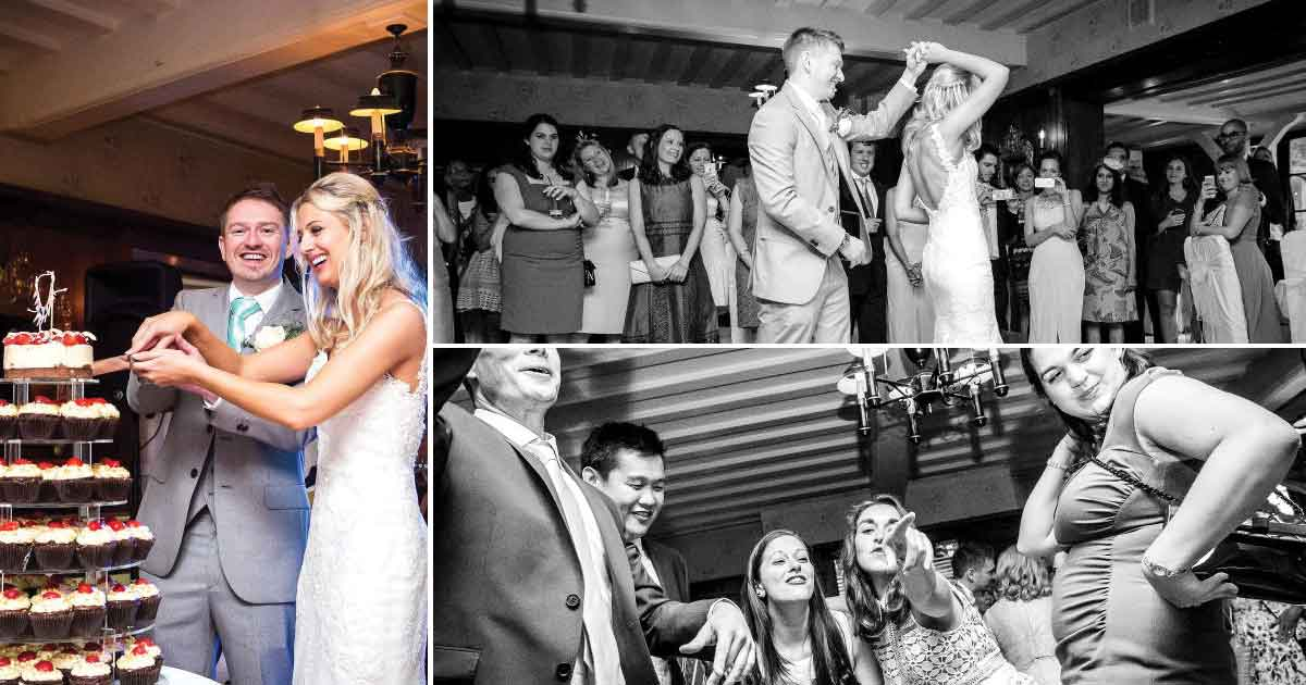 Real Wedding at The Montagu Arms | Andrew & Pamela 3
