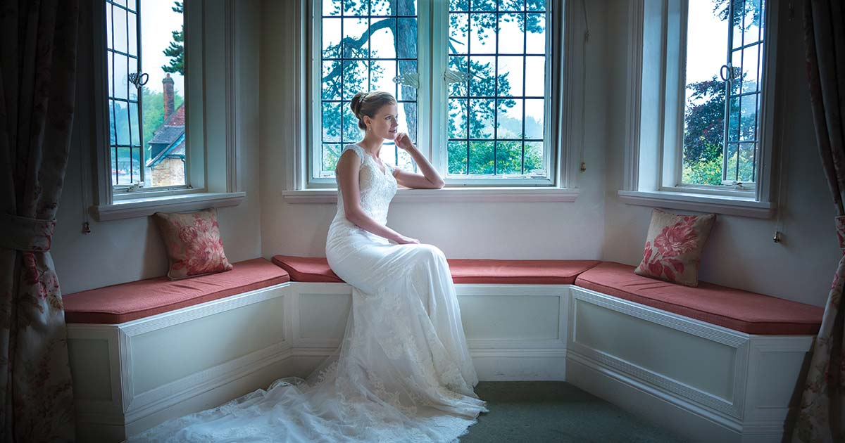 Minimalist Luxe Weddings | Get the Look Montagu Arms
