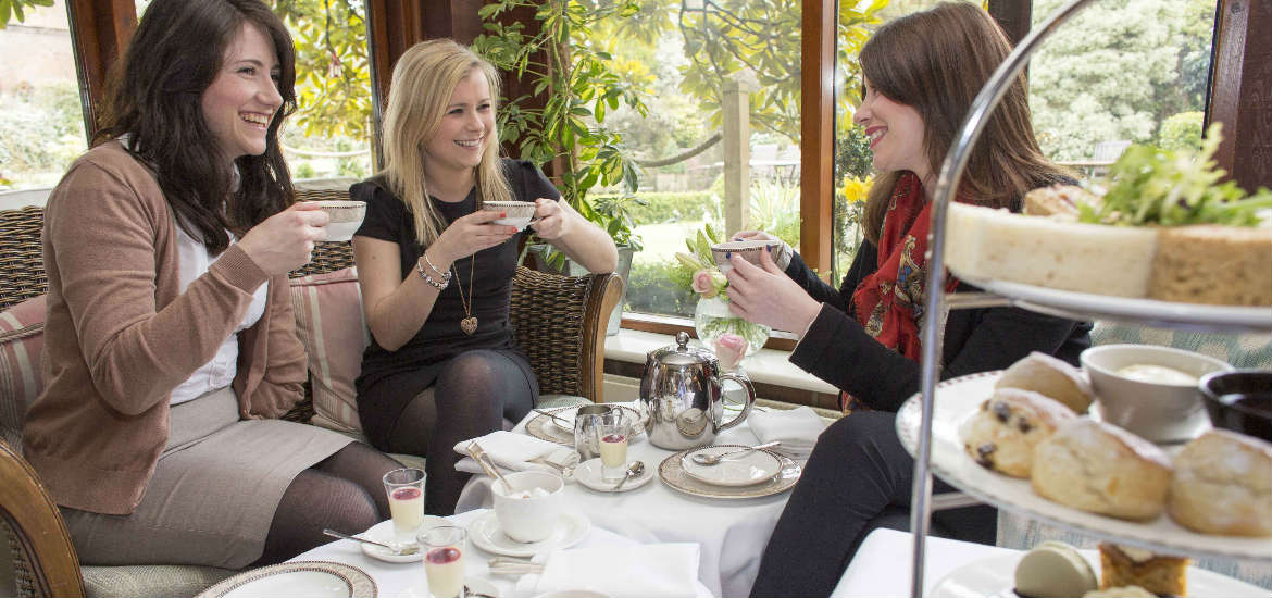 In Celebration Of National Tea Day | Montagu Arms | Hampshire