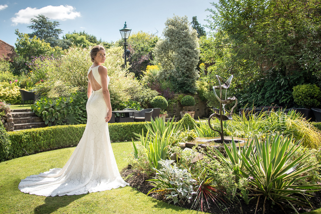 The Garden | Montagu Arms Hotel