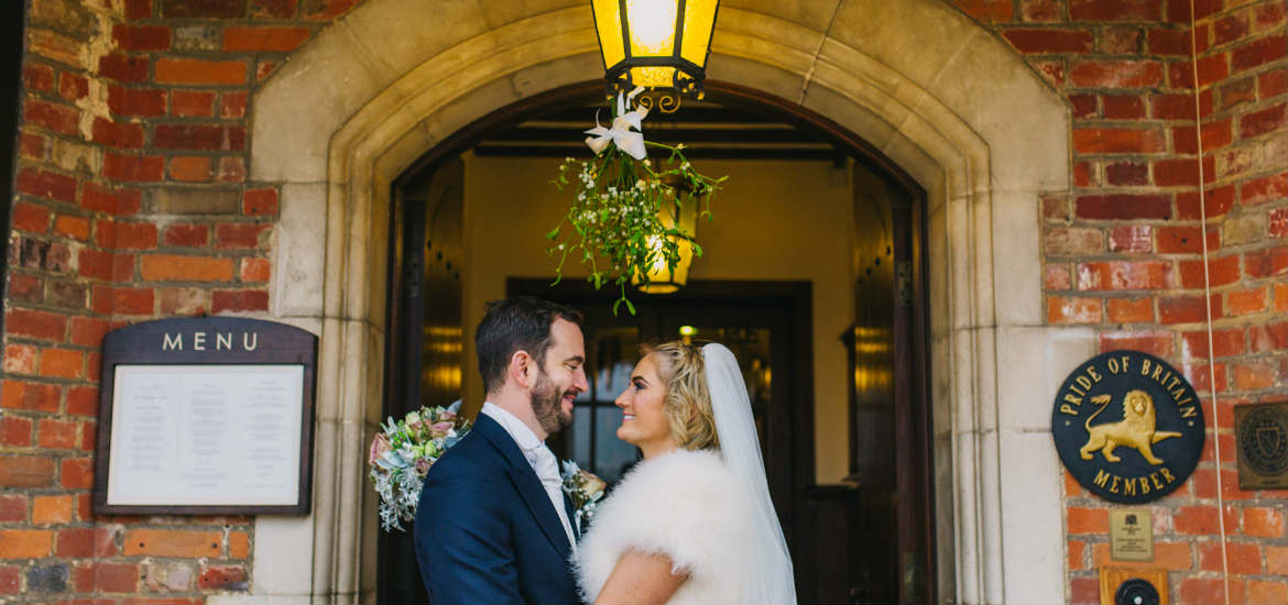 Why Choose A Winter Wedding | Montagu Arms Hotel | Christmas
