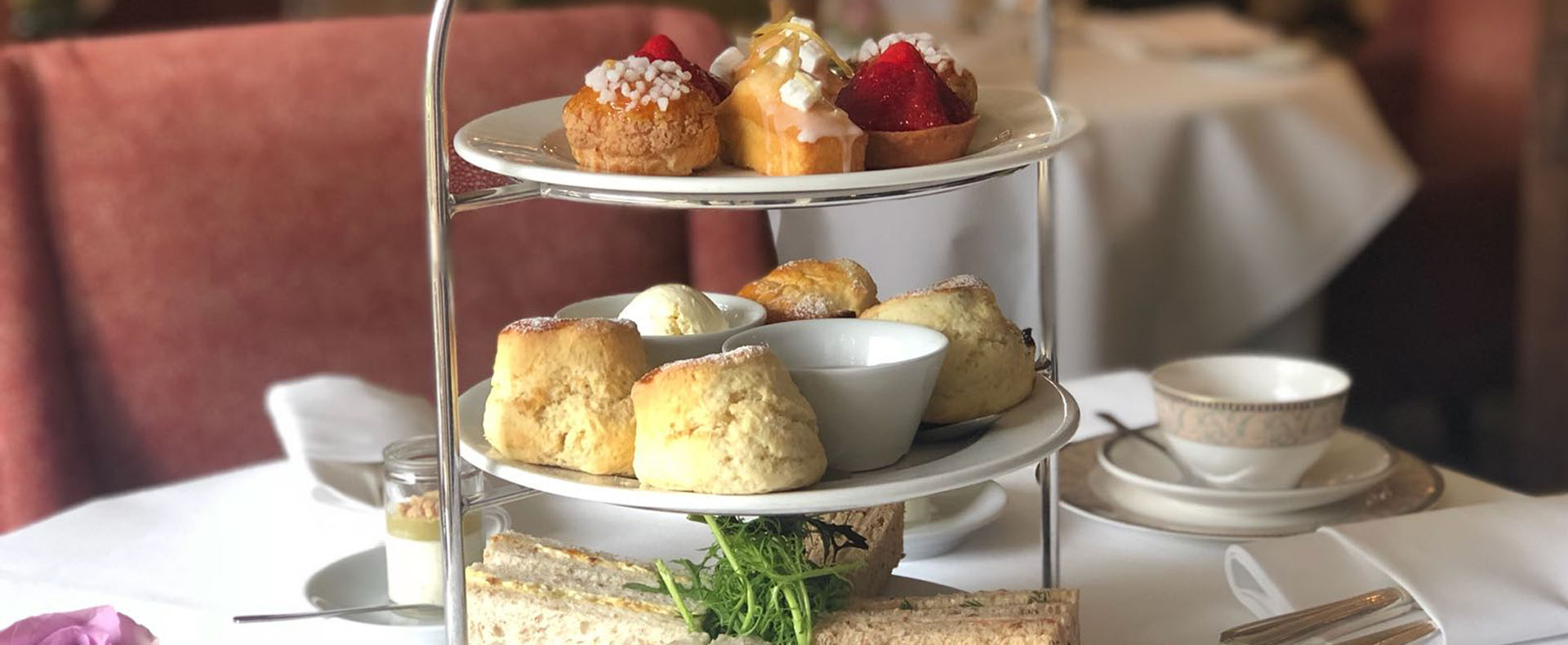 Royal Afternoon Tea | Montagu Arms Hotel