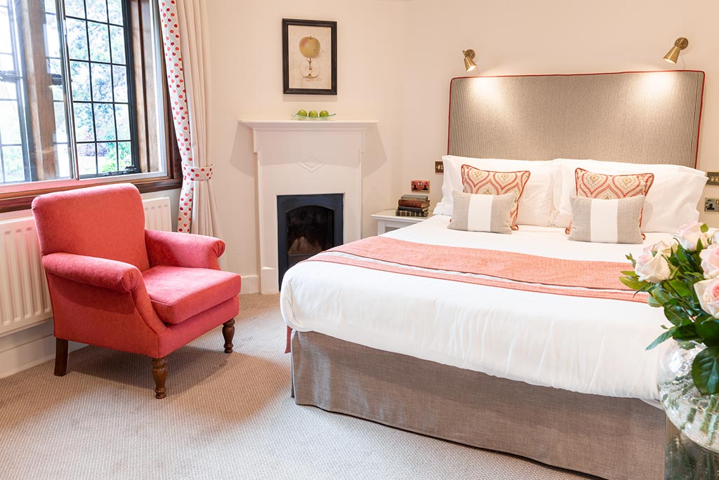 Bedrooms | The Montagu Arms Hotel