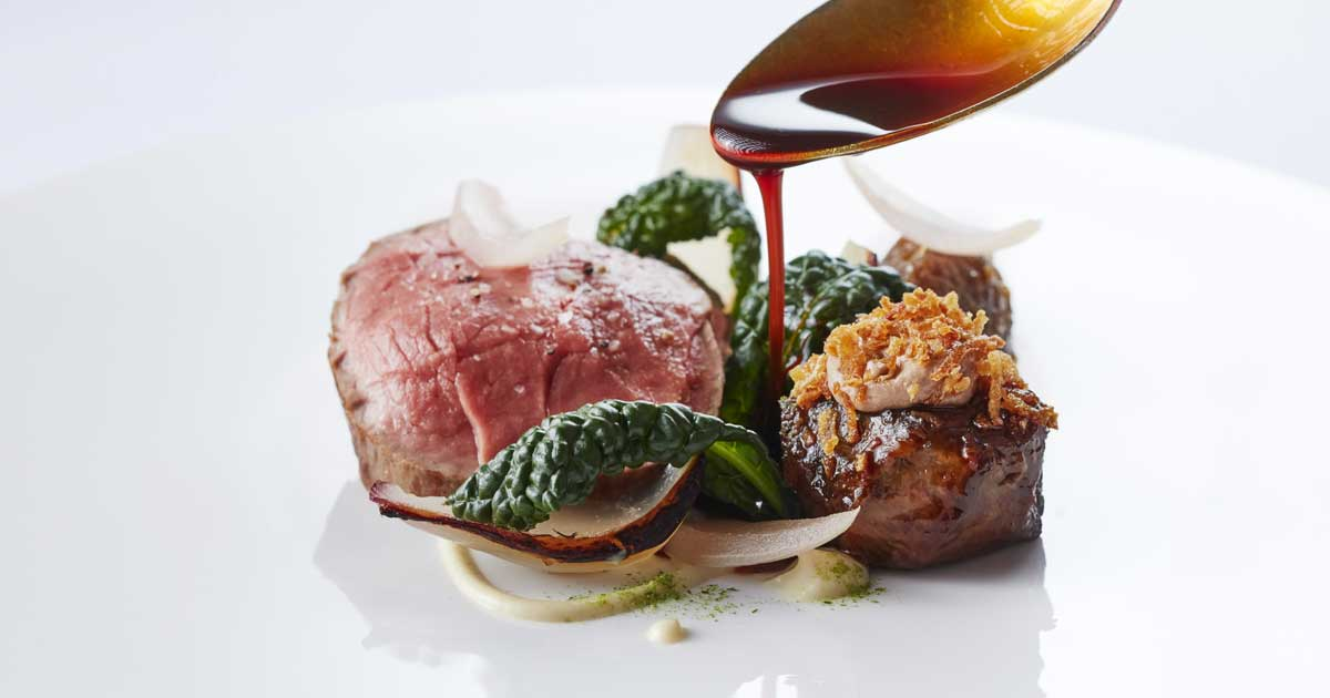 The Terrace Beef Dish
