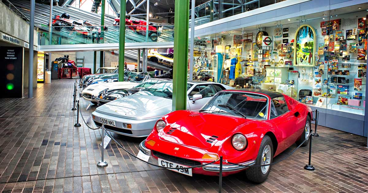 What to do in Beaulieu This Summer - Cars