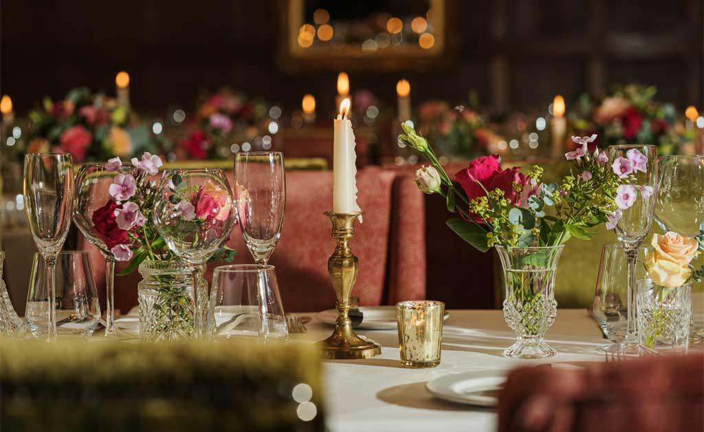 Weddings in the New Forest | Montagu Arms Hotel