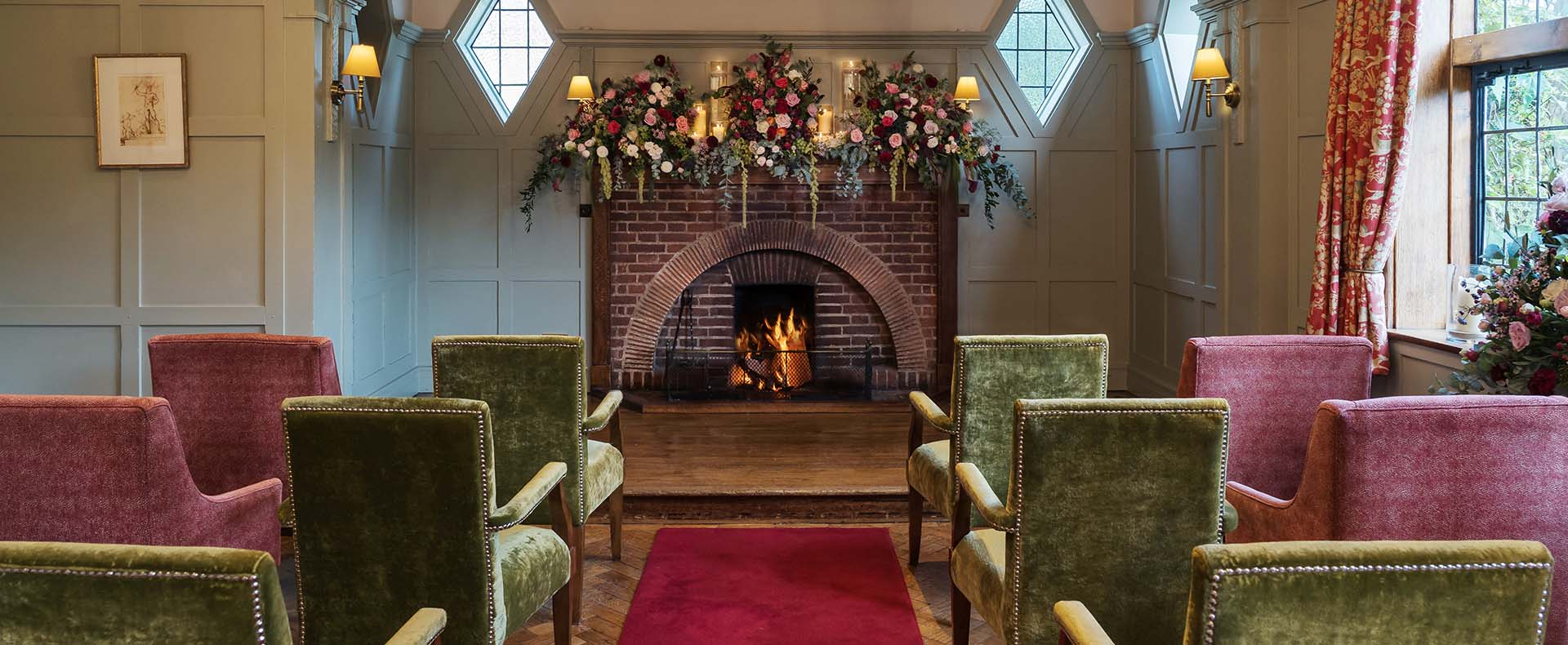 Winter Weddings at The Montagu Arms Hotel