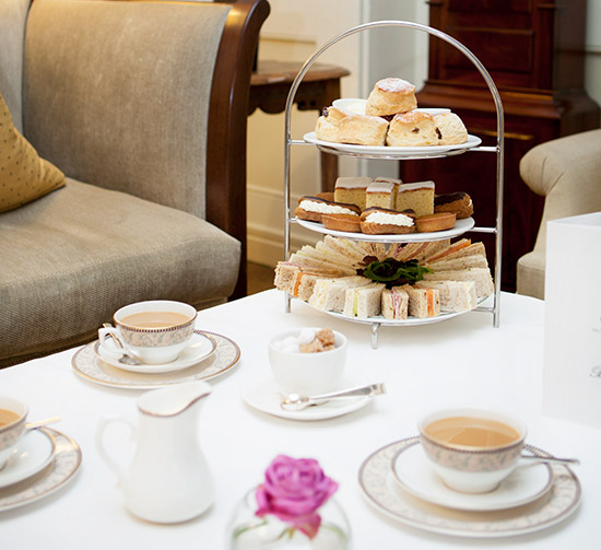 Afternoon Tea | Montagu Arms Hotel