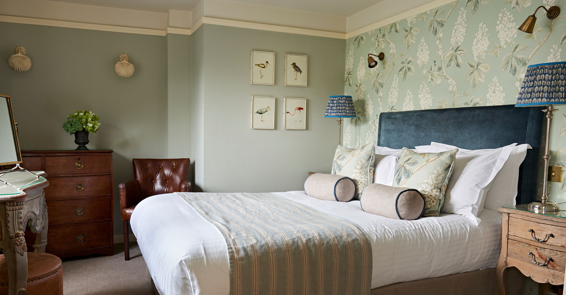 New Bedrooms at The Montagu Arms Hotel