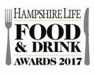 Hampshire Life Food & Drink Awards 2016