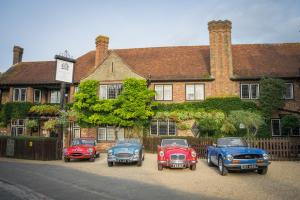 The Montagu Arms Hotel | Hampshire