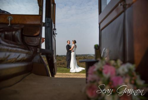 Real Weddings | Martin and Katie | New Forest